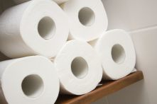 Toilet Rolls, Kitchen Rolls & Napkins